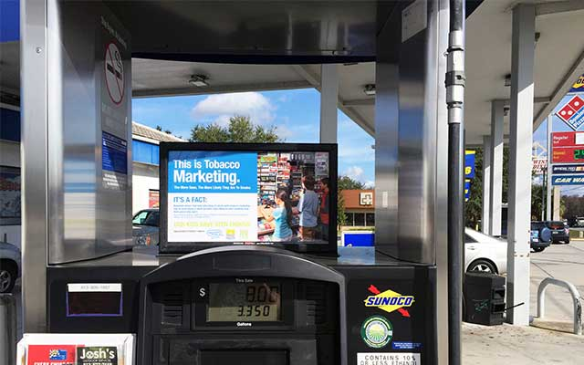 Gas Station Advertising Case Study | All Over Media