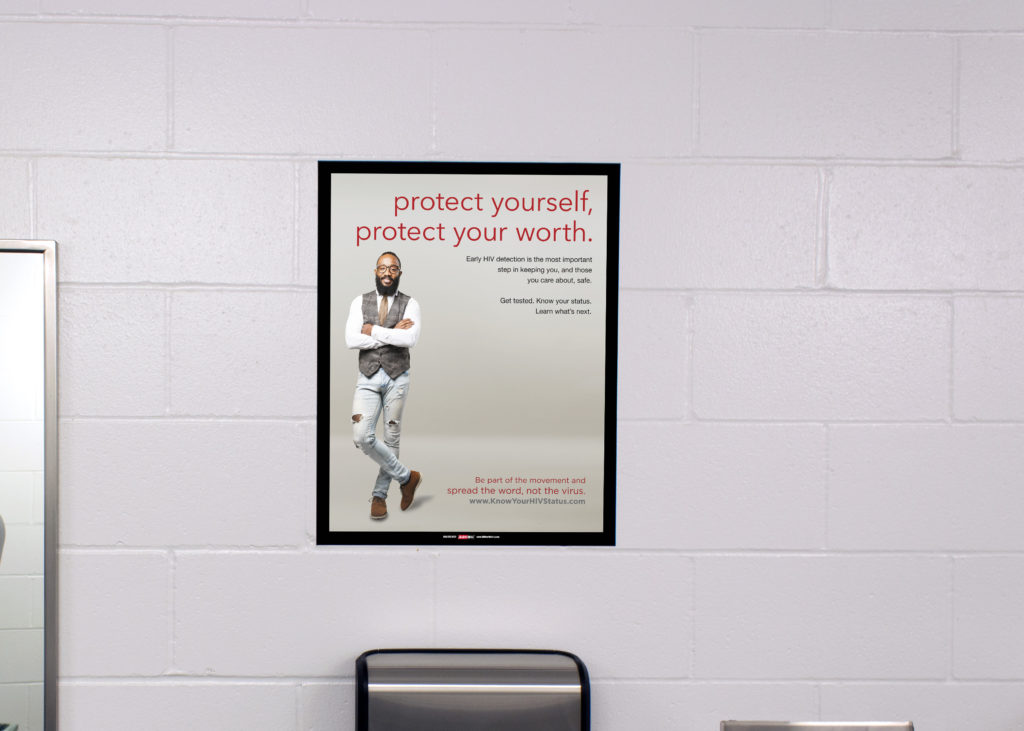 Indoor Advertising - Poster